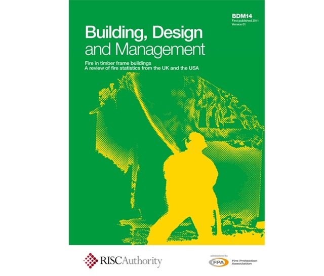 BDM14 Fire in timber frame buildings. A review of statistics