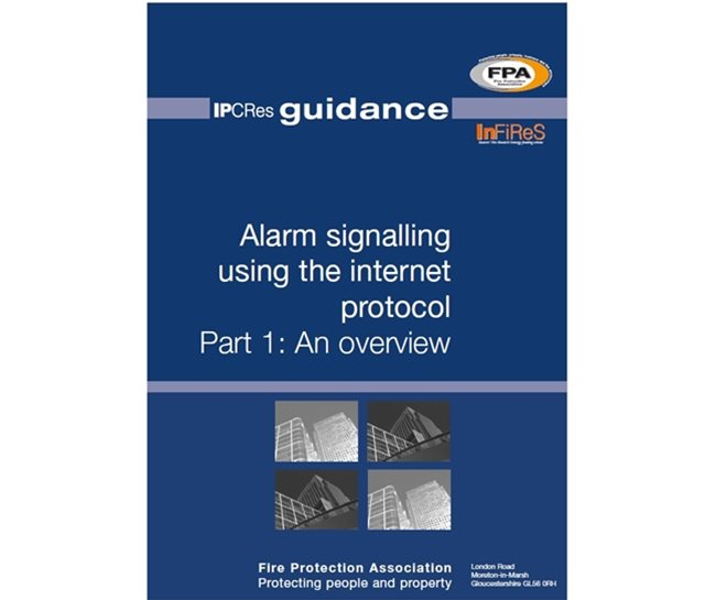 S2 Alarm signalling using the internet protocol - Part 1 - An overview